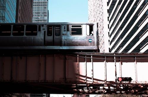 交通系統, 城市, 旅行, 火車 的 免费素材照片
