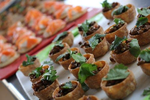 Ingyenes stockfotó élelmiszer, esküvő, falatkák témában