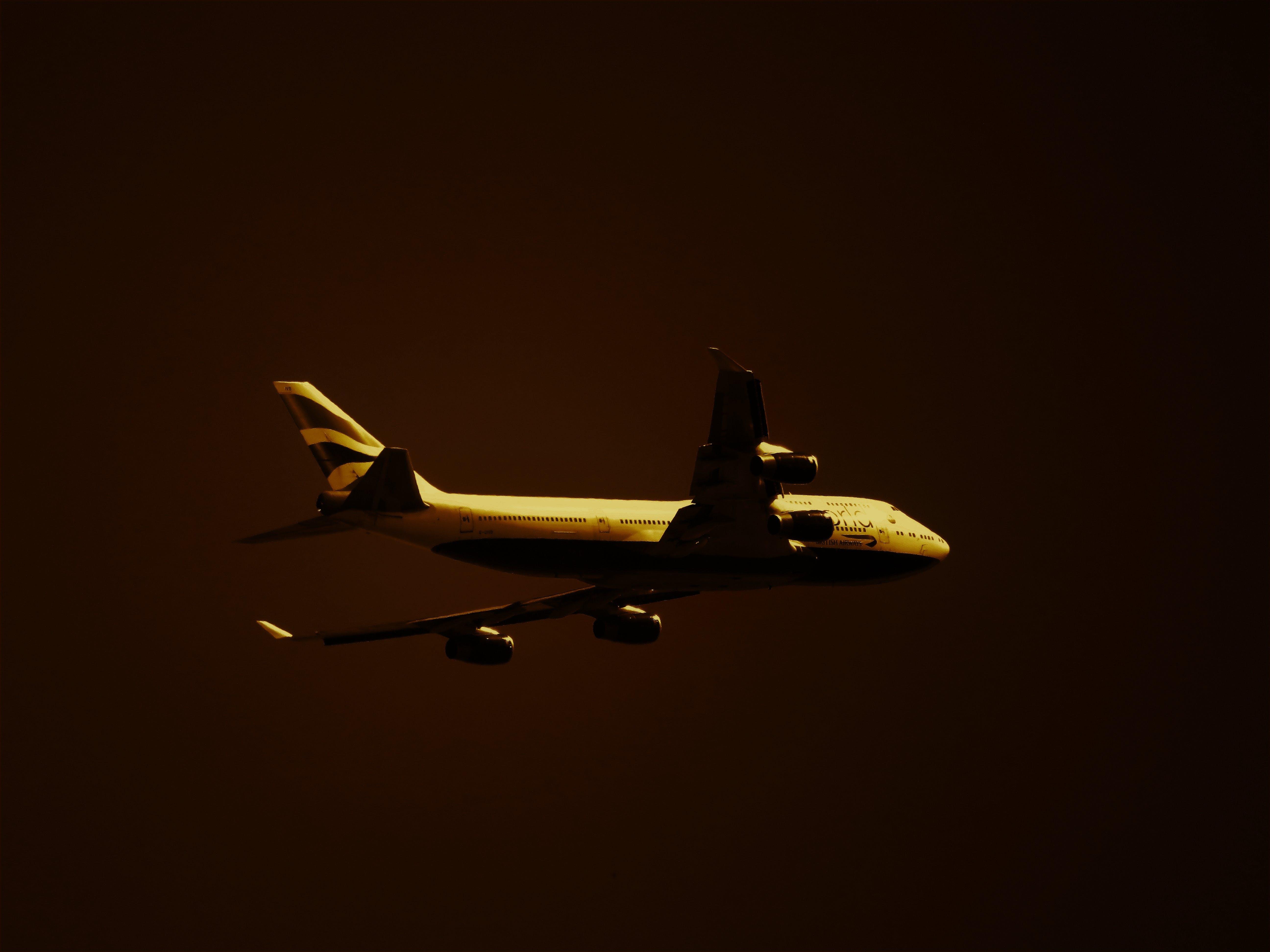 Δωρεάν στοκ φωτογραφιών με aviate, αεριωθούμενο, αεροδρόμιο, αεροπλάνο