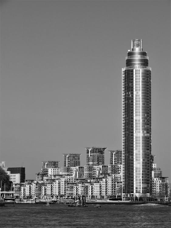 architektonický dizajn, architektúra, budovy