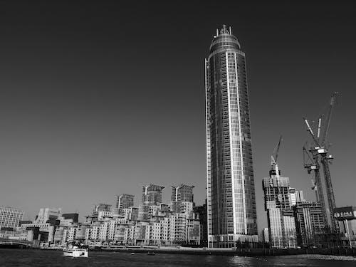 คลังภาพถ่ายฟรี ของ การออกแบบสถาปัตยกรรม, ตึก, ตึกระฟ้า
