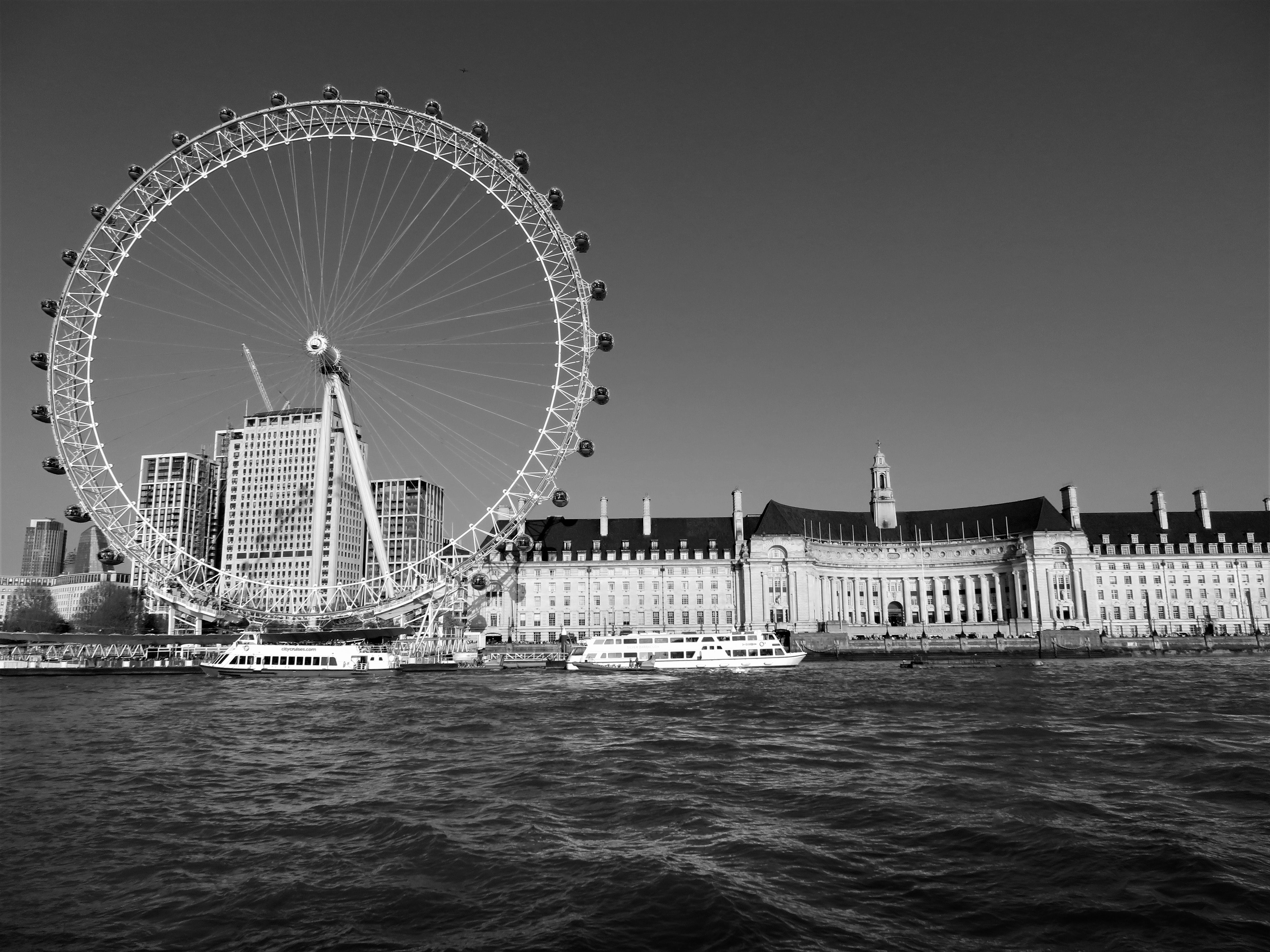 강가, 건축, 관광, 관광 명소의 무료 스톡 사진