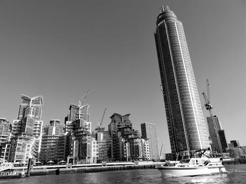 Бесплатное стоковое фото с архитектура, Архитектурное проектирование, башня, бизнес