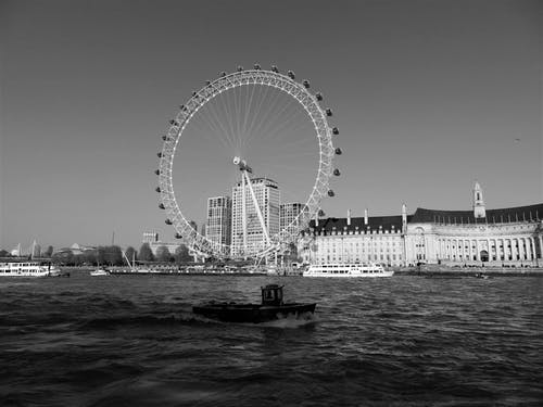 Photos gratuites de architecture, attraction touristique, bateau, bateaux