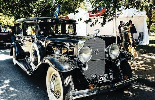 빈티지 자동차의 무료 스톡 사진