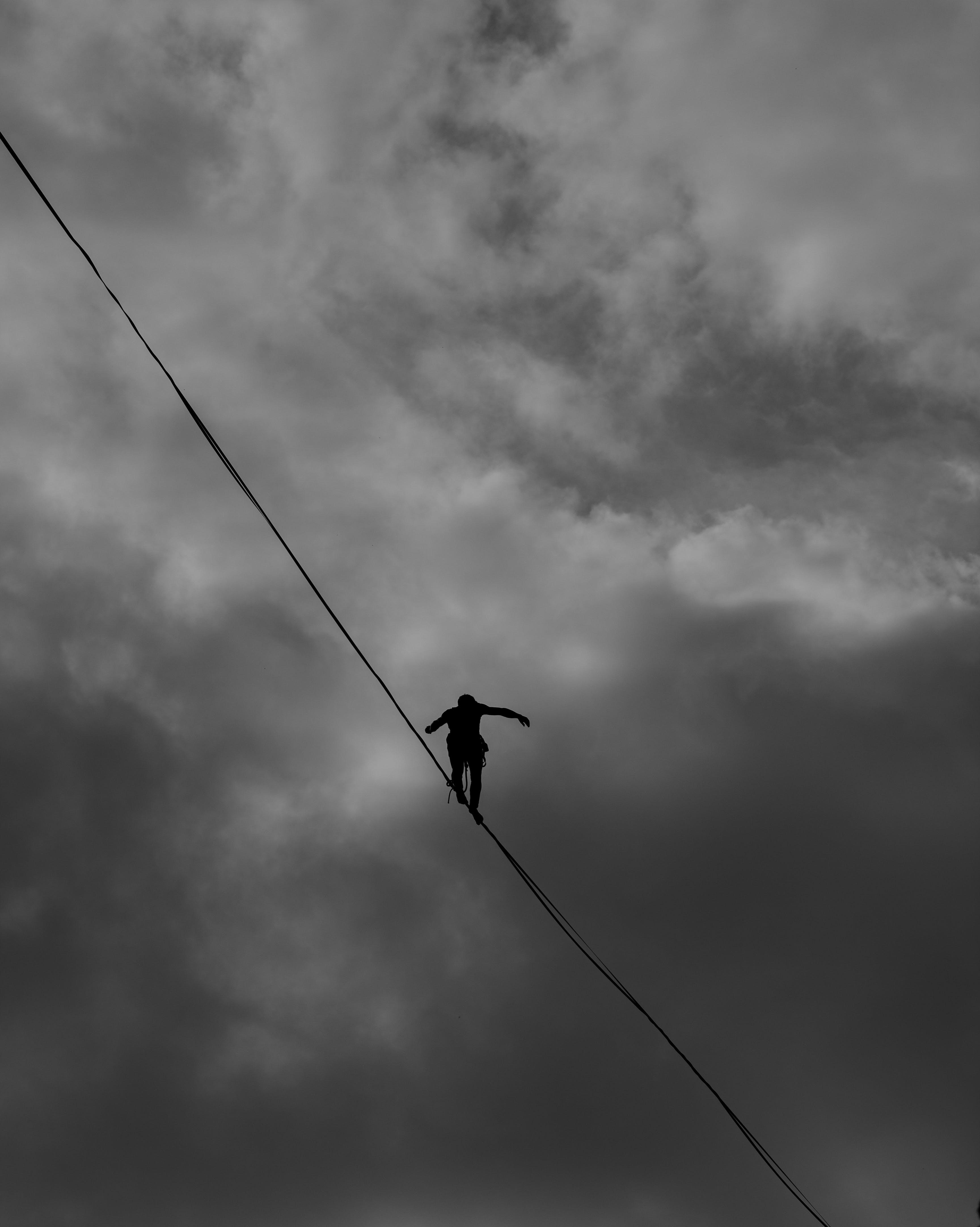 Foto d'estoc gratuïta de acció, alt, aventura, aventurer