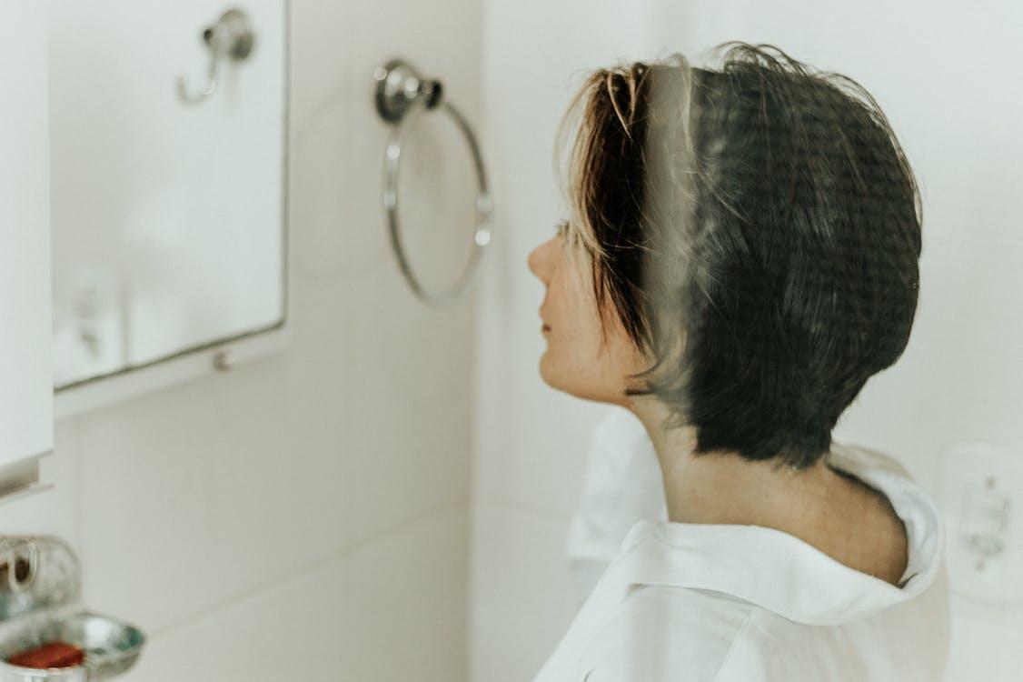 ぼかし, インドア, シャワー