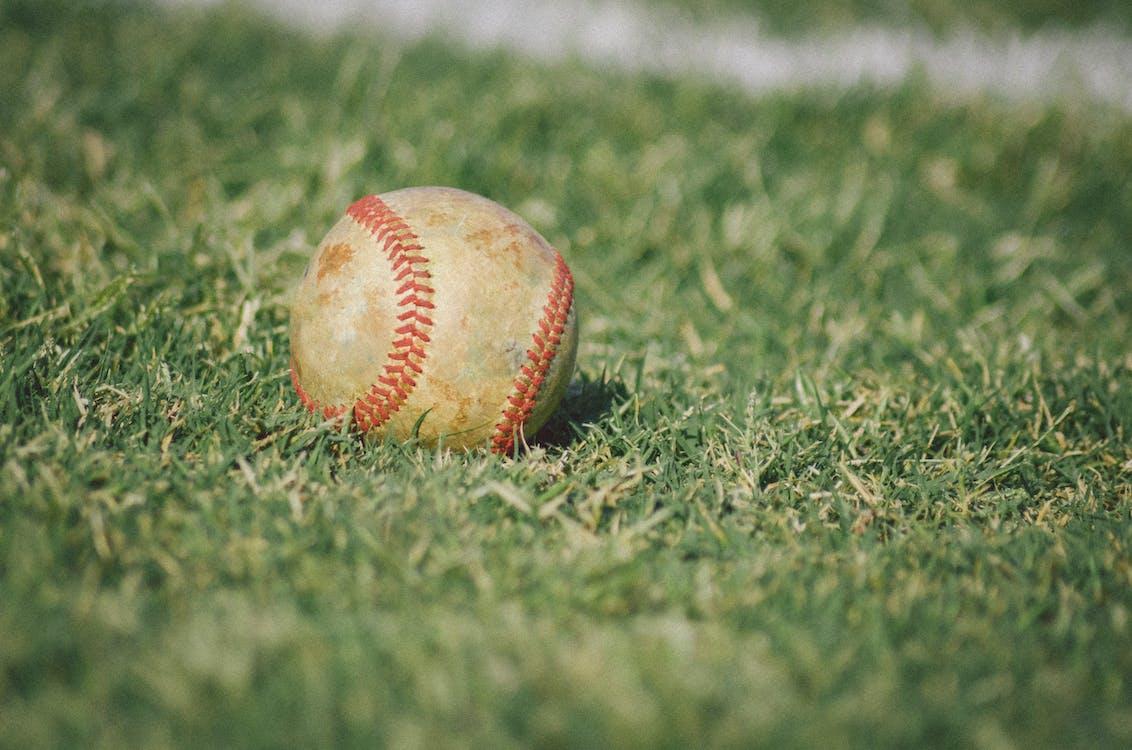 bärs, baseboll, boll
