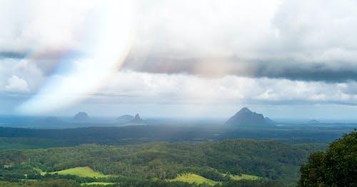 Δωρεάν στοκ φωτογραφιών με queensland, αντανάκλαση φακού, Αυστραλία, βουνά