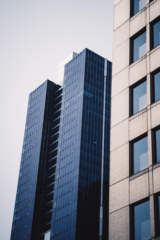 Ảnh lưu trữ miễn phí về các tòa nhà, cao nhất, góc chụp thấp, hiện đại