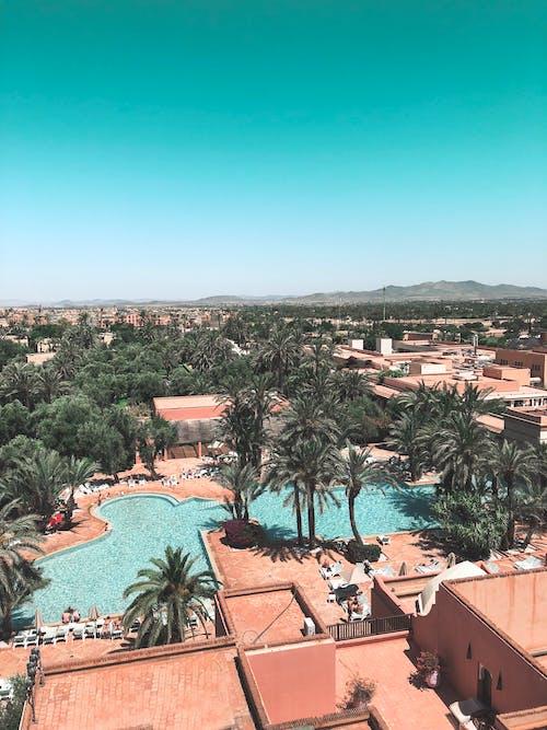 Gratis lagerfoto af ferie, feriested, hotel, idyllisk