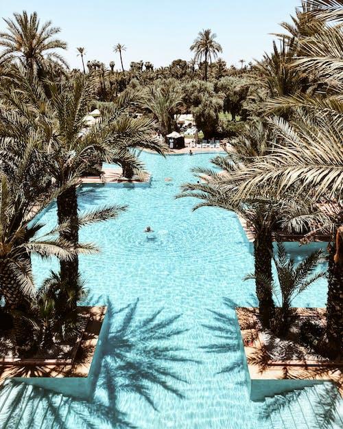 Gratis lagerfoto af feriested, fritid, hotel, idyllisk