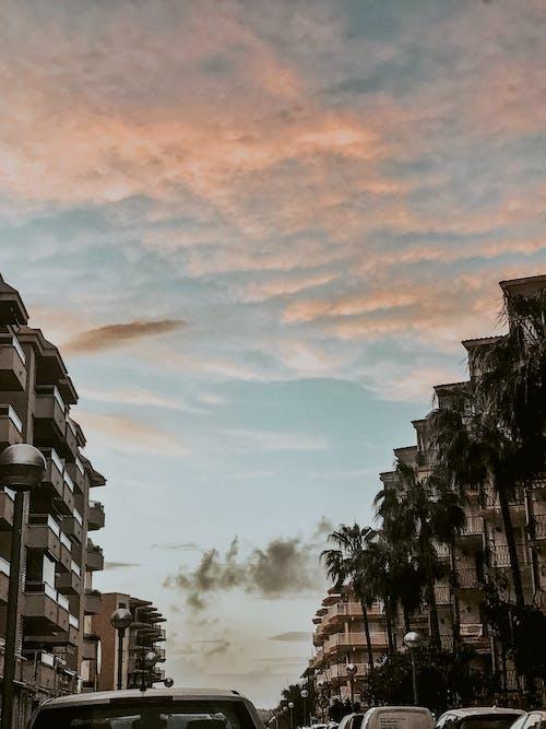 Ảnh lưu trữ miễn phí về ánh sáng ban ngày, bầu trời, bình minh, các tòa nhà