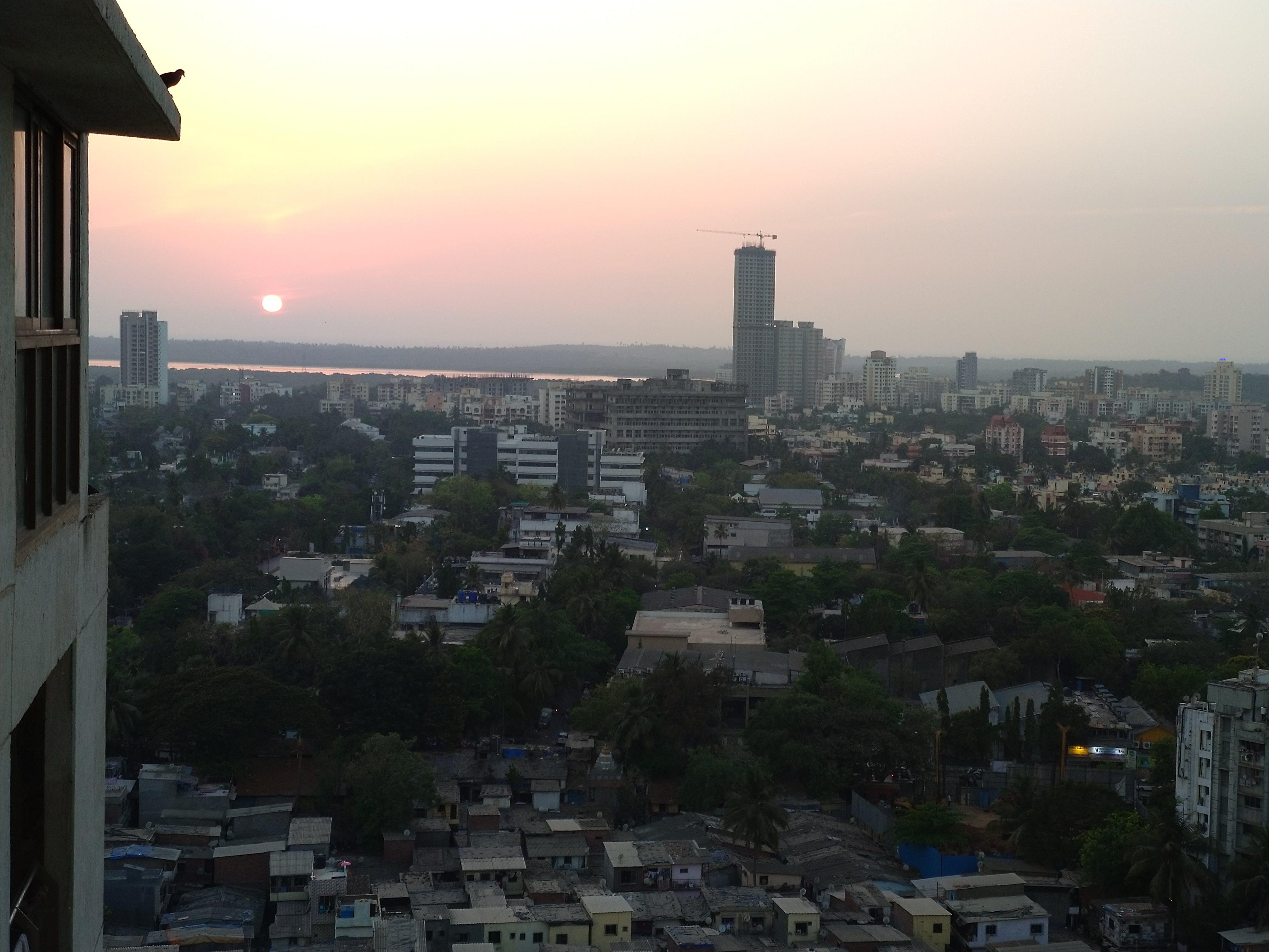 Free stock photo of city view