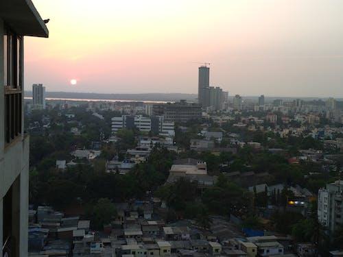 Fotobanka sbezplatnými fotkami na tému výhľad na mesto