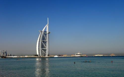 Ilmainen kuvapankkikuva tunnisteilla burj al arab, Dubai