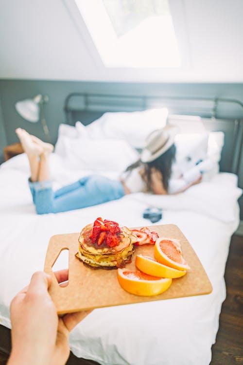 Ilmainen kuvapankkikuva tunnisteilla Aamiainen, erityinen, erityinen tilaisuus, hedelmät