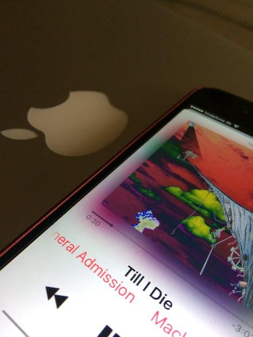 Foto d'estoc gratuïta de Apple, artefactes, electrònica, iPhone