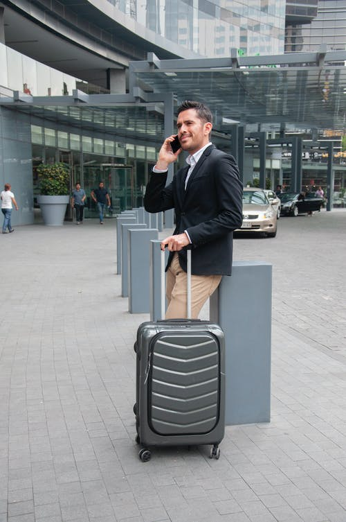 Amn Holding Luggage Bag