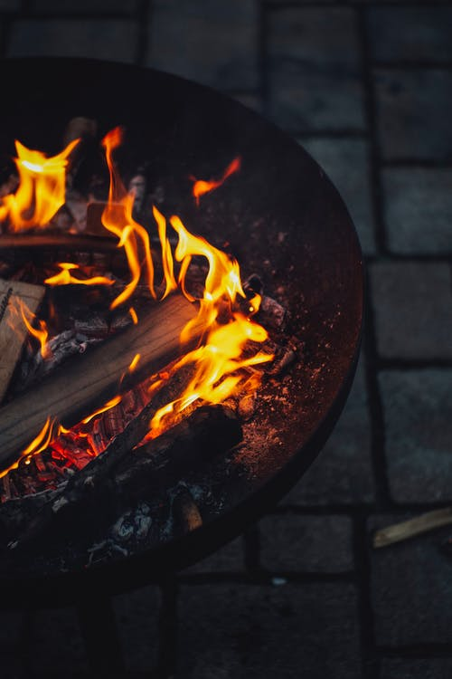 Free stock photo of burn, burning, close-up, dark