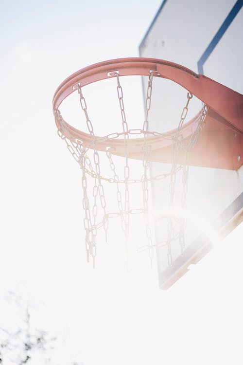 Free stock photo of assist, athletics, backboard, ball