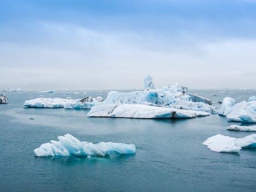 Бесплатное стоковое фото с айсберг, глобальное потепление, зима, изменение климата