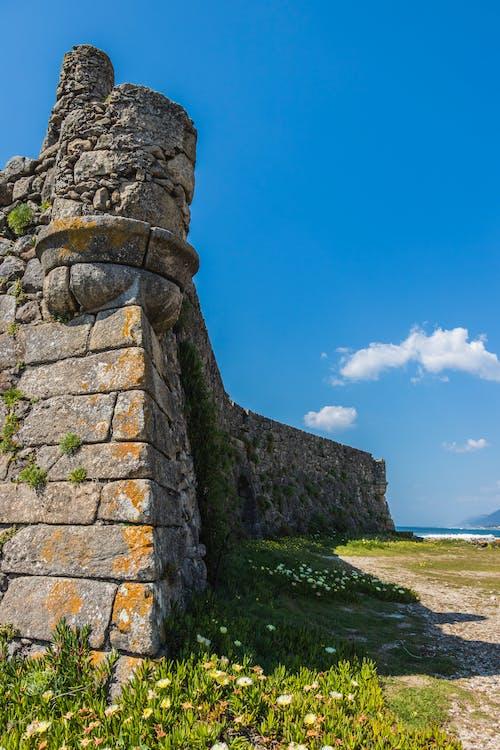 #fortress #bluesky #portugal #ancient #militar