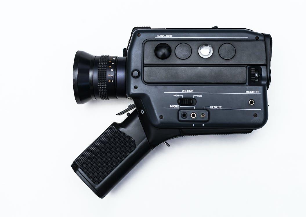 16mm, 35mm, 8mm