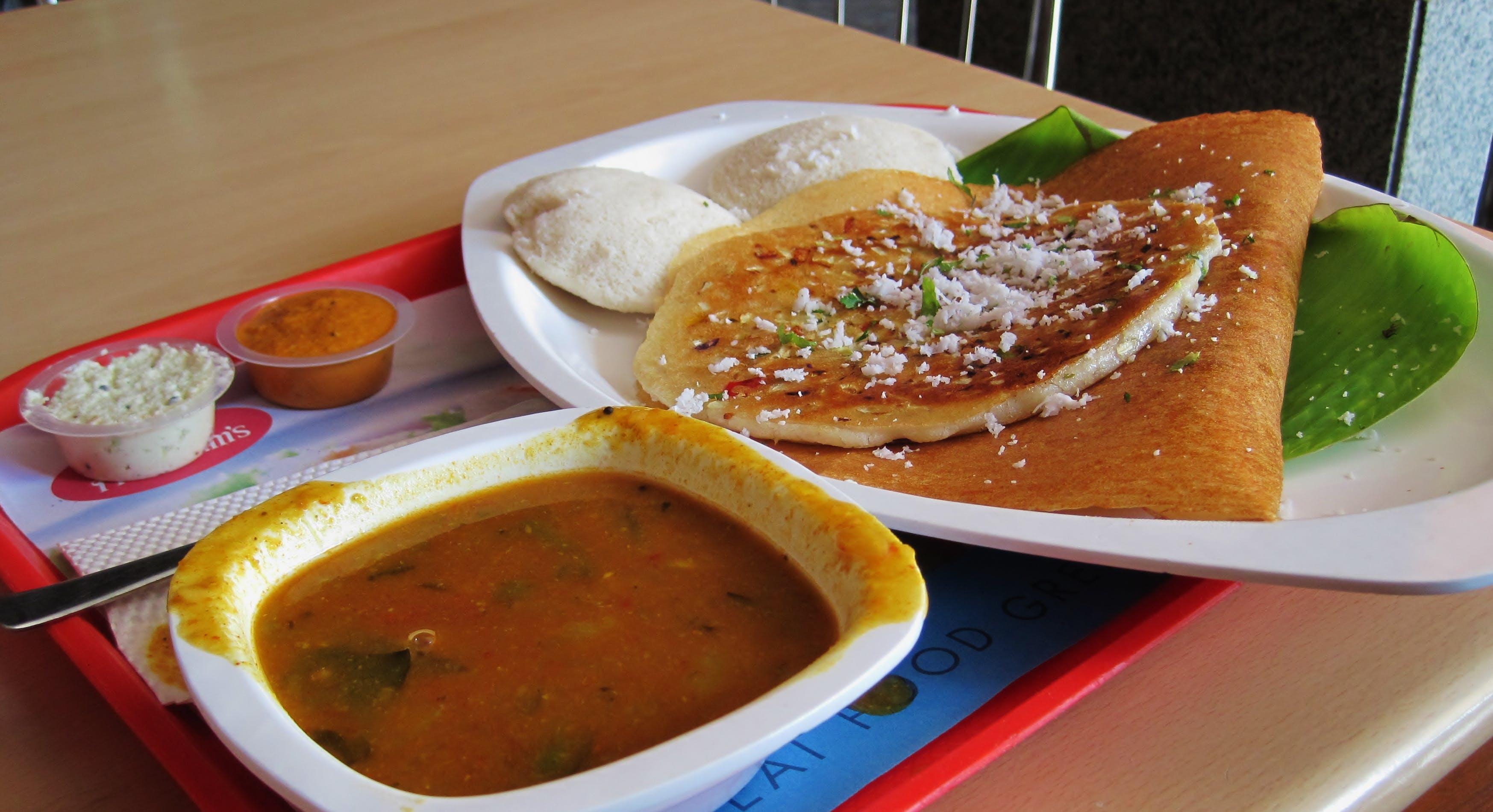 dosa, food, indian food