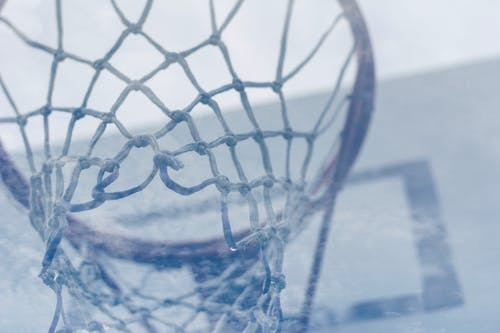 Free stock photo of basketball, Basketball Hoop, multiple exposure, sky