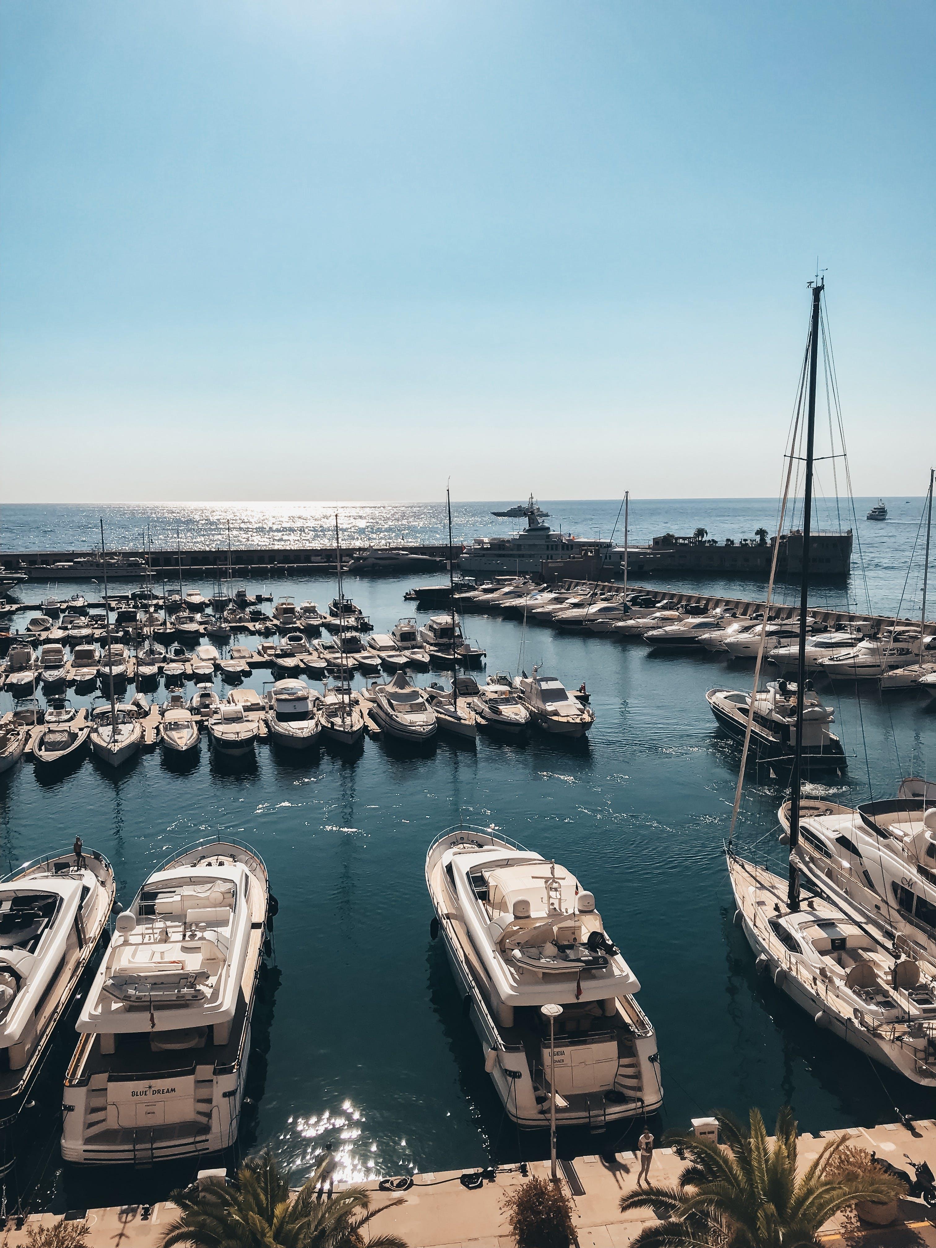 Foto d'estoc gratuïta de barca, estiu, iot, iots