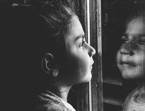 Imagine de stoc gratuită din alb-negru, călătorie, copii, descoperire