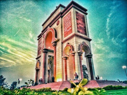 Gratis lagerfoto af #hdr, #ingeniørarbejde, #mobilechallenge, #monument