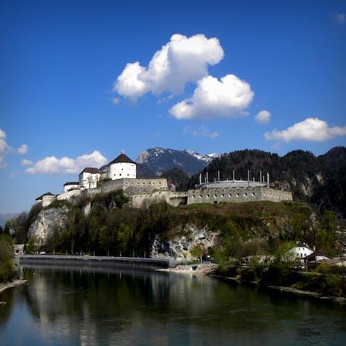 Ilmainen kuvapankkikuva tunnisteilla Itävalta, kumpupilvet, linnoitus, tyrol