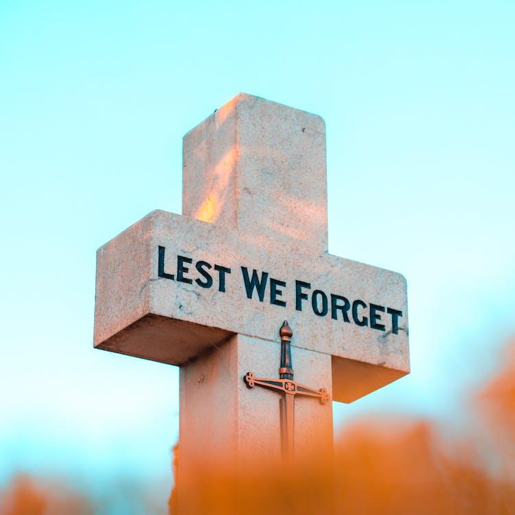 az emlékezés napja, emlékmű, hogy ne felejtsük el