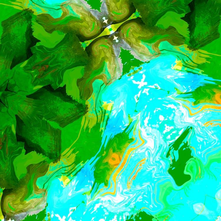 abstrakt, abstrakt bakgrund, färg