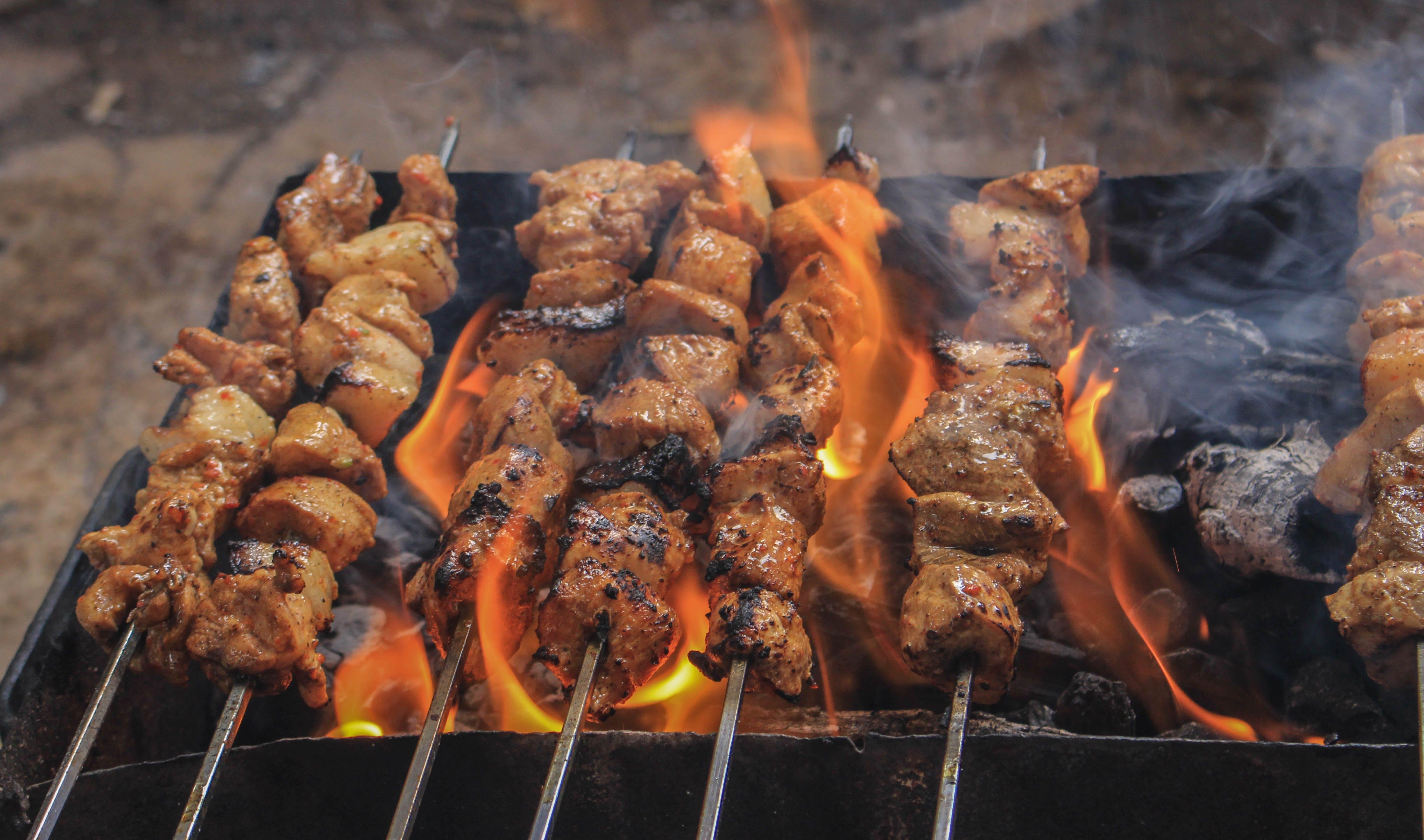 Ingyenes stockfotó barbecue, bbq, csípős, disznó témában