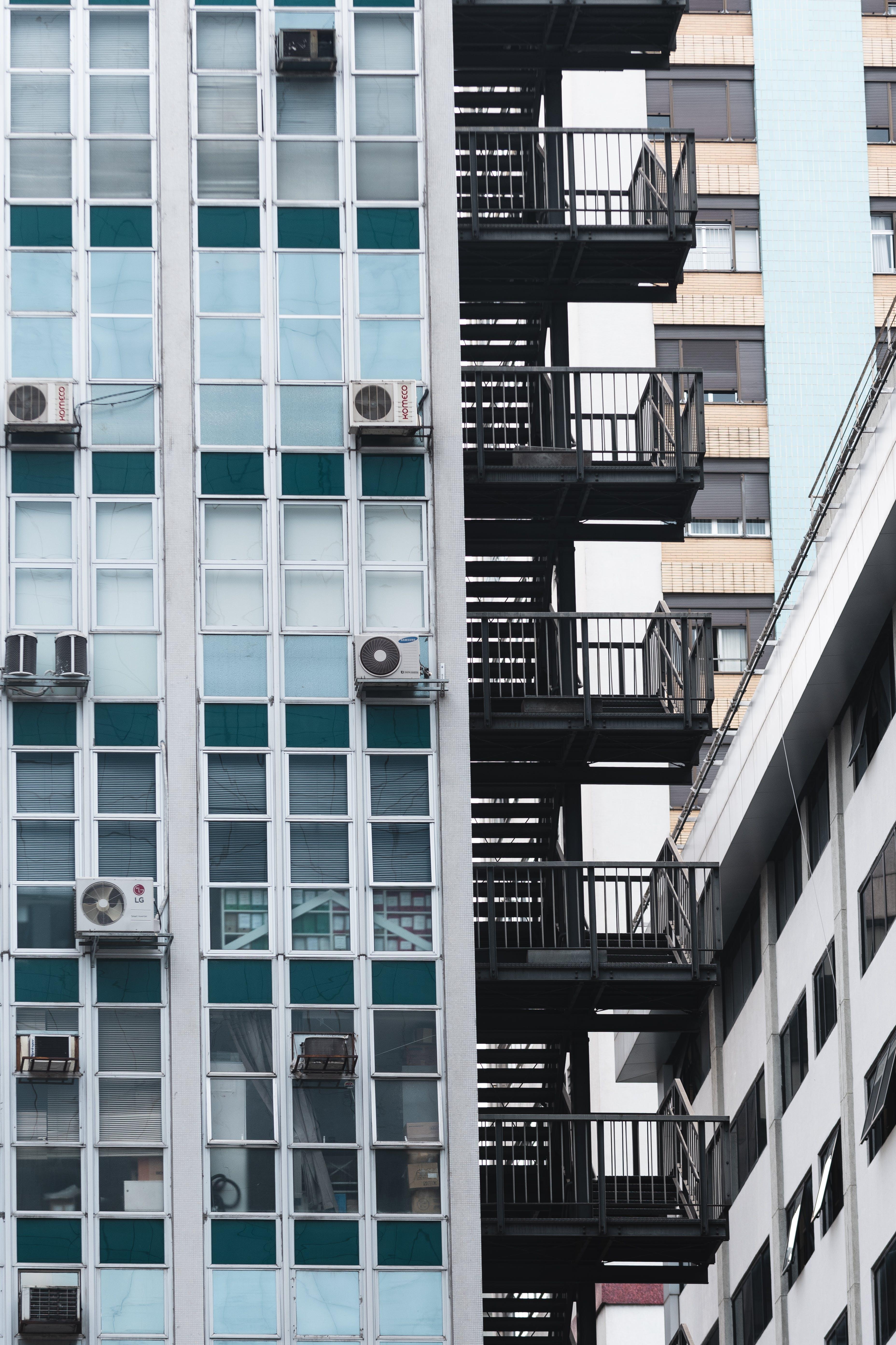 Fotos de stock gratuitas de azul, Bloque de pisos, Brasil, calle