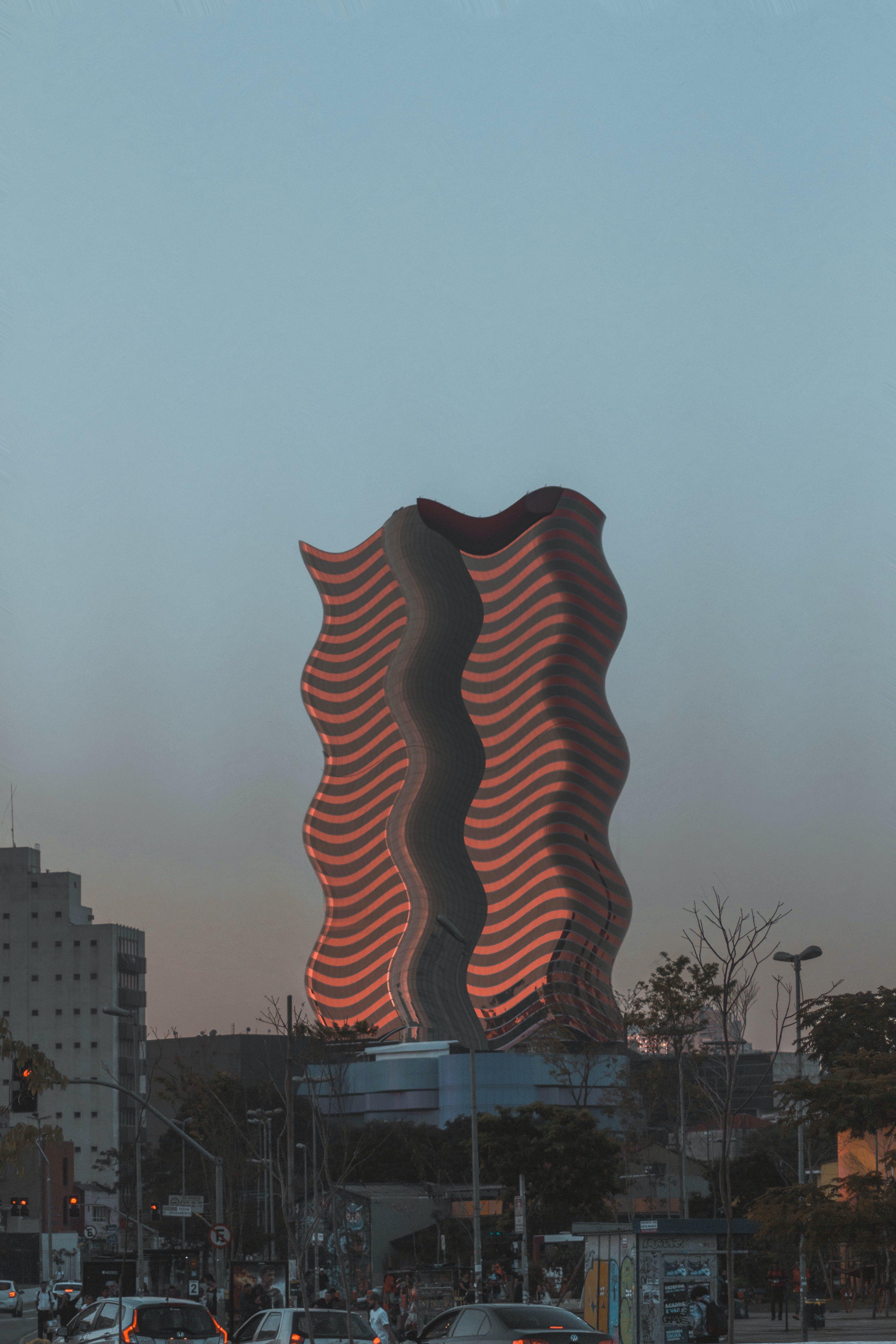 サンパウロ, シュルレアリスム, ブラジルの無料の写真素材