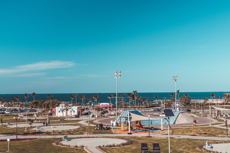 Free stock photo of beach, colours, dubai, summer