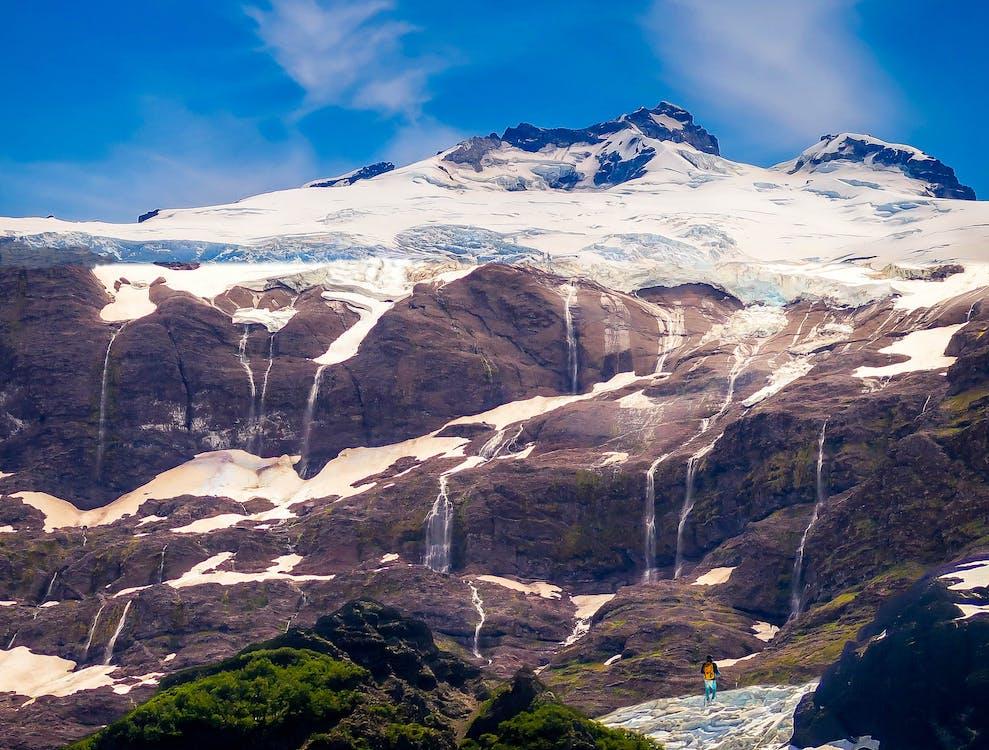 góra, lodowiec