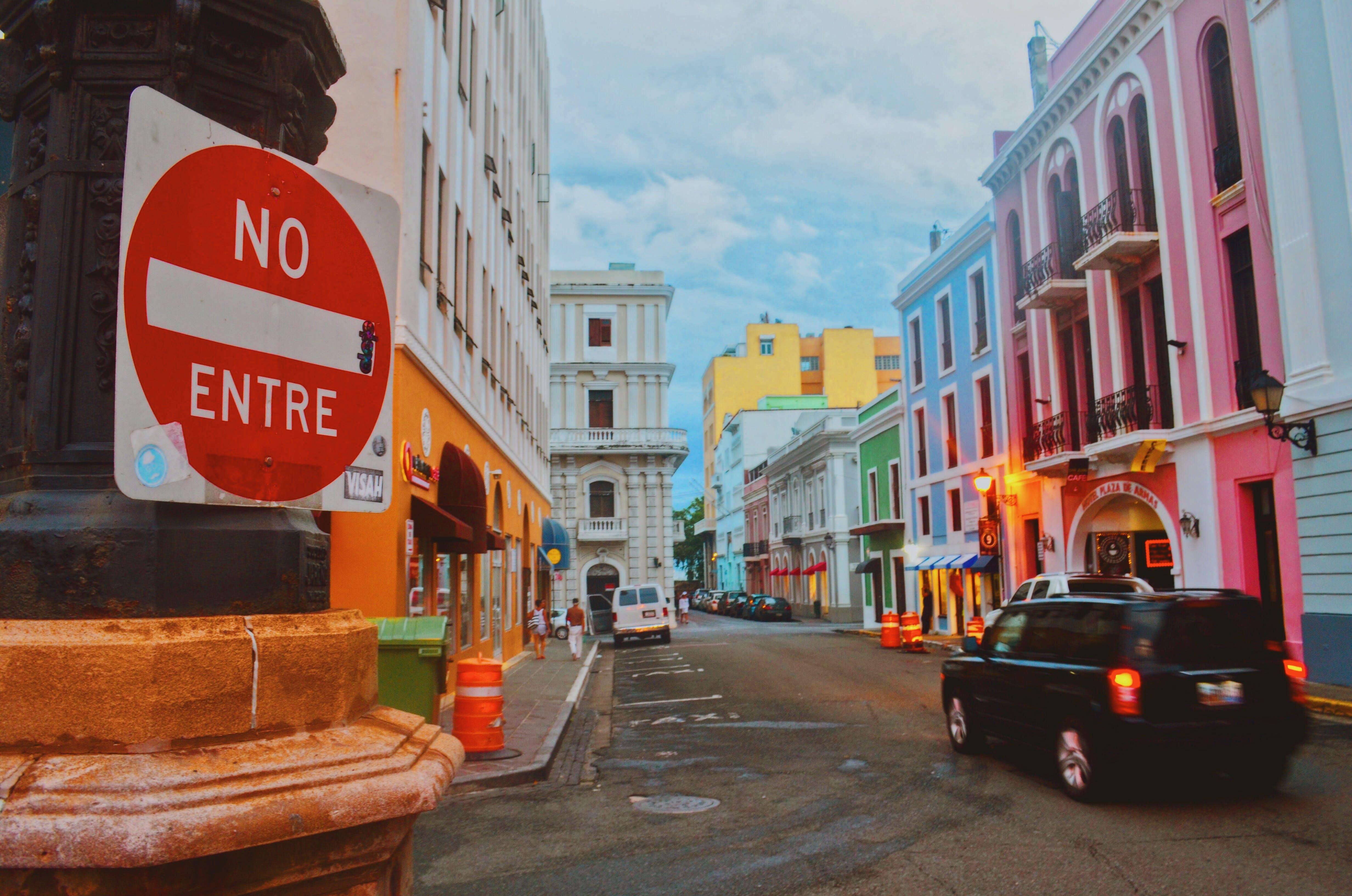 Δωρεάν στοκ φωτογραφιών με stop, διάδρομος, δρομάκι, καλντερίμι