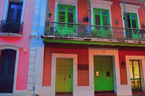 Gratis stockfoto met fotografie, huizen, kleurrijke huizen, puerto rico