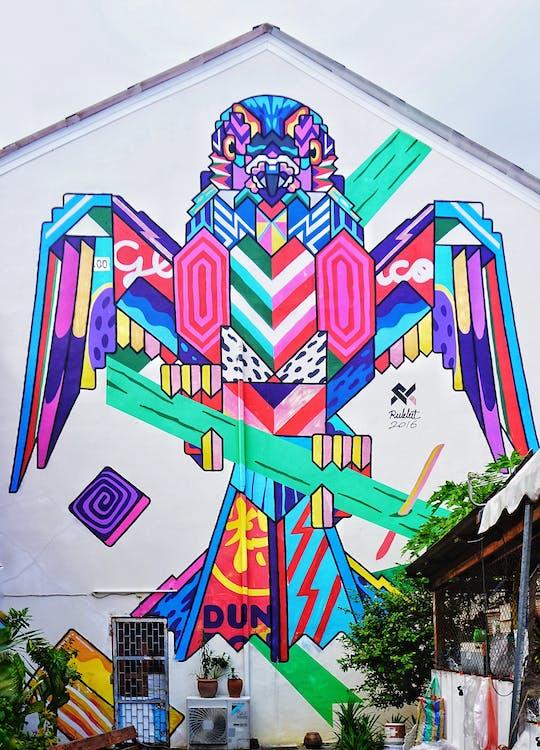 art, art de carrer, art mural
