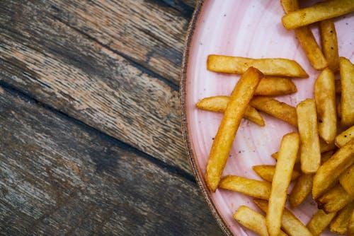 감자튀김, 맛있는, 스낵, 요리한의 무료 스톡 사진