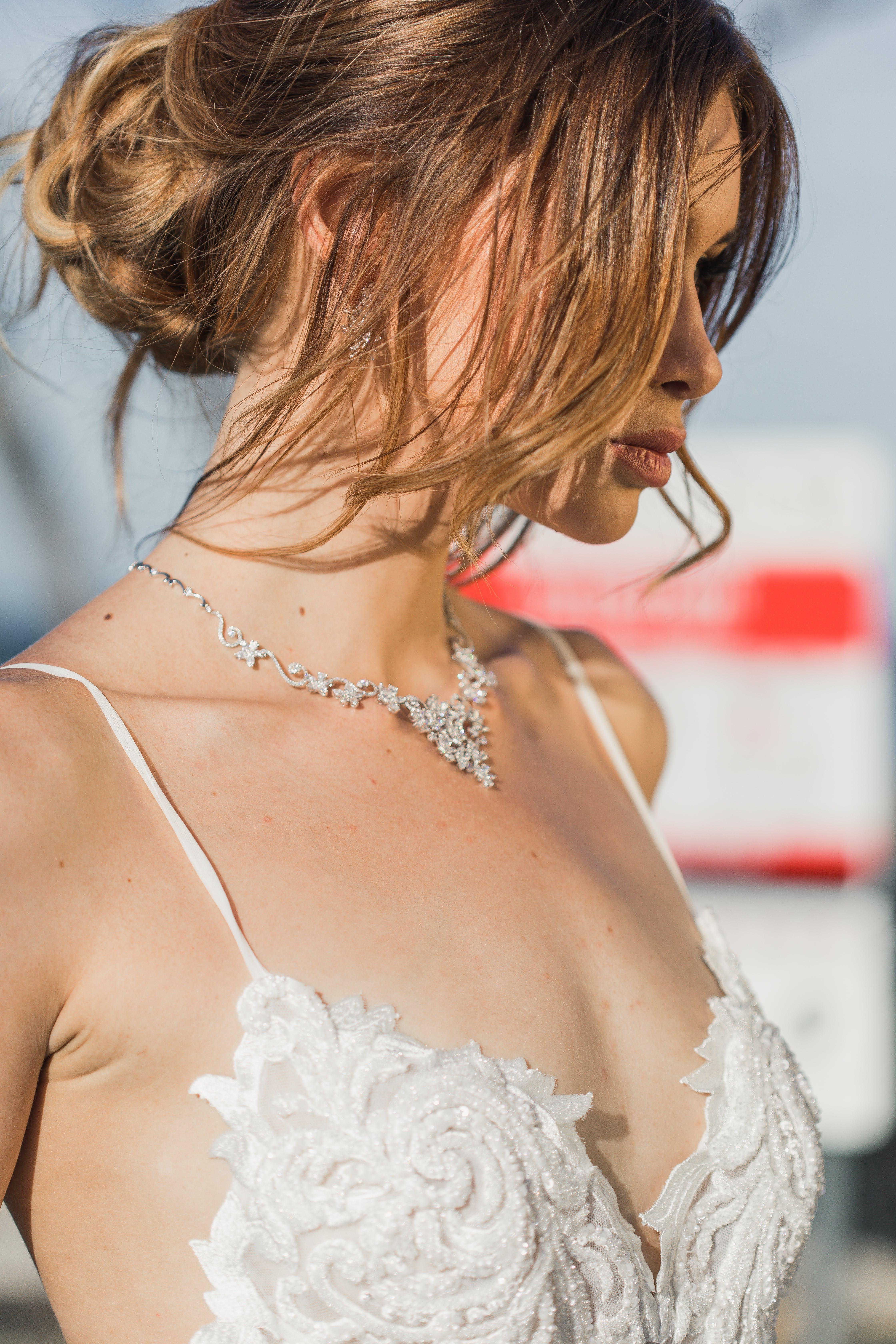 Kostnadsfri bild av bröllop, brud, klänning, modell