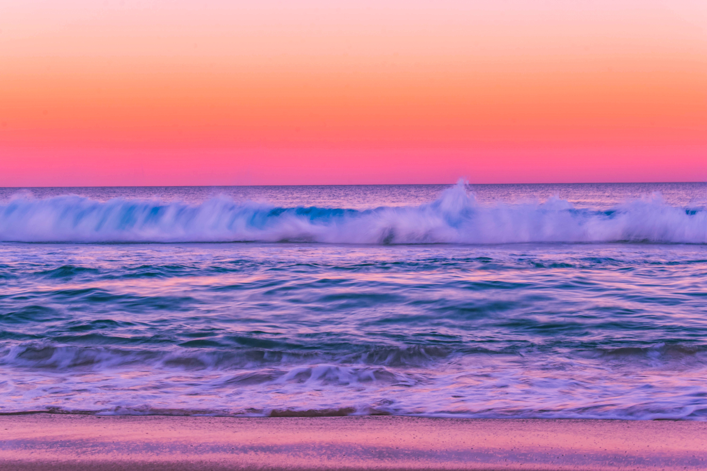 Základová fotografie zdarma na téma HD tapeta, horizont, mac tapeta, mávání