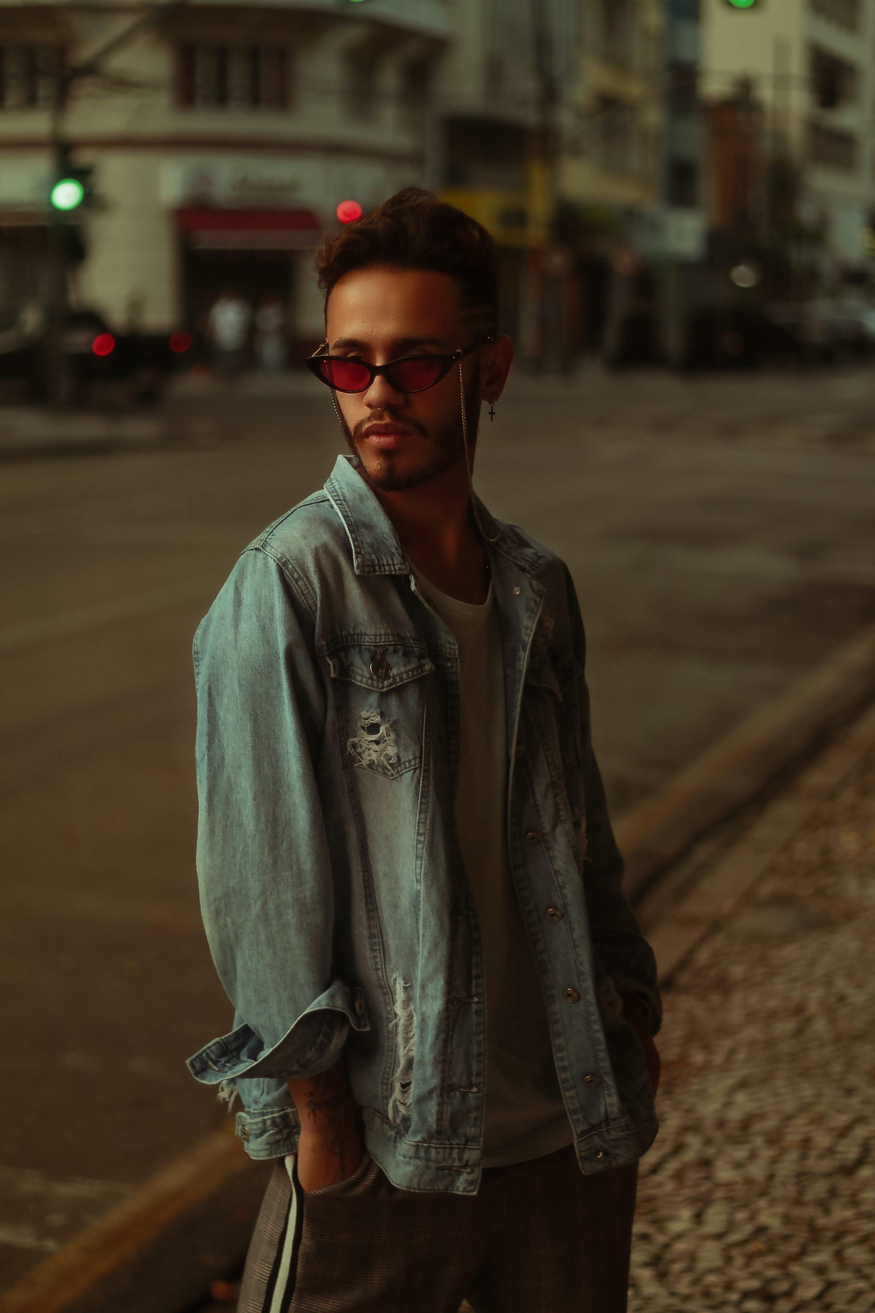 Foto d'estoc gratuïta de carrer, de moda, desgast, estil