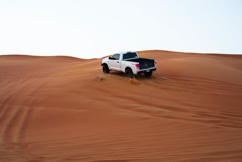 Free stock photo of car, desert, dubai, ford