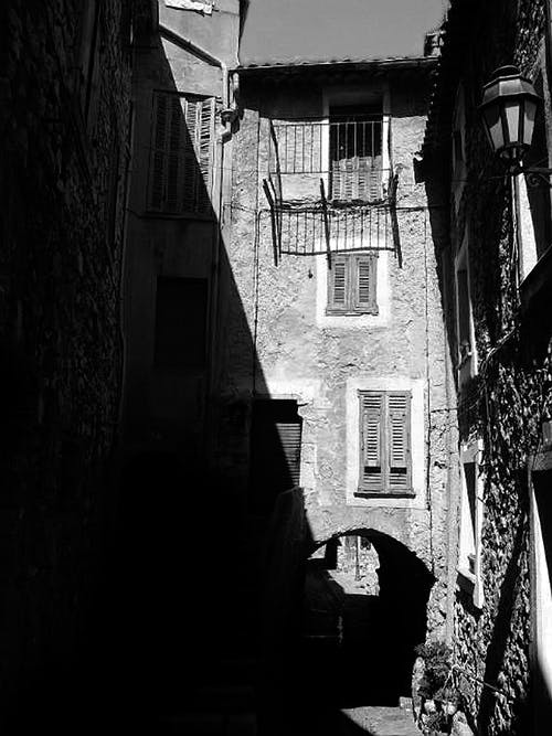 Free stock photo of black and white, italy, travel photography
